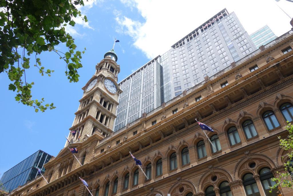 Обзор: Westin, Сидней