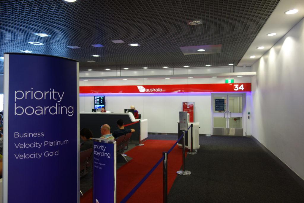 Обзор: Virgin Australia, бизнес-класс, Сидней – Аделаида