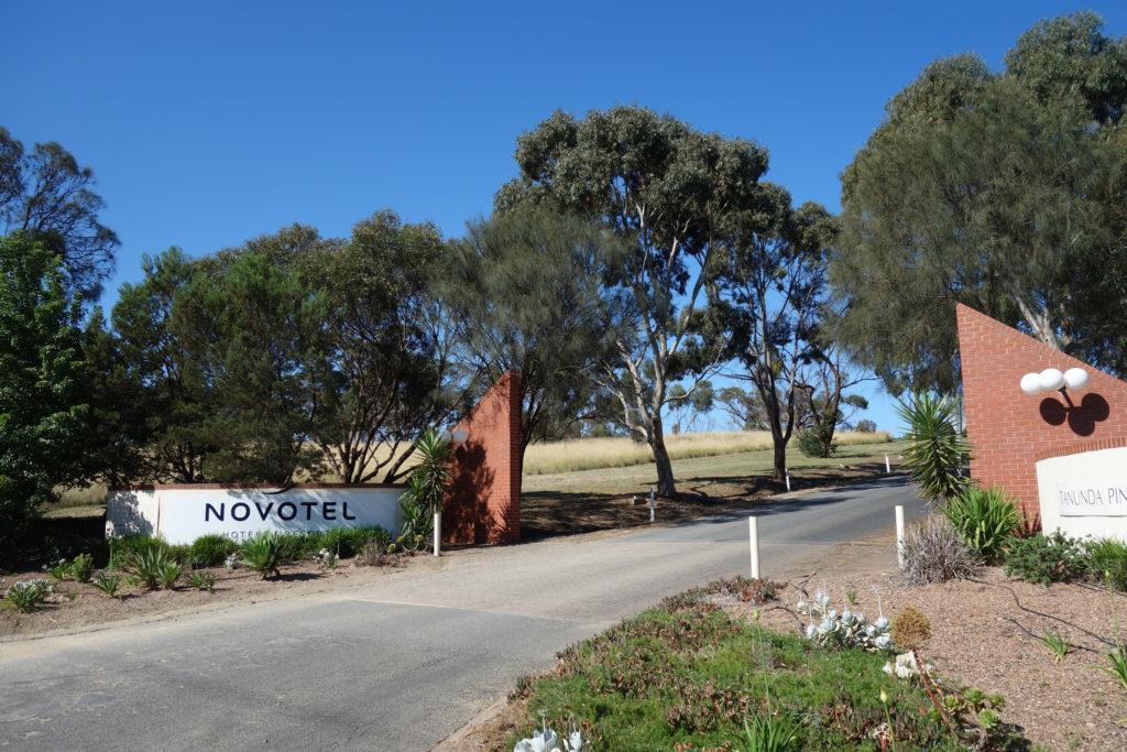 Обзор: Novotel Barossa Valley Resort