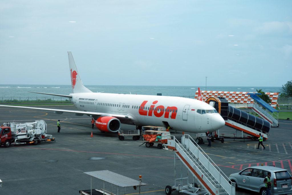Обзор: Thai Lion Air, эконом-класс, Бали – Сурабайя