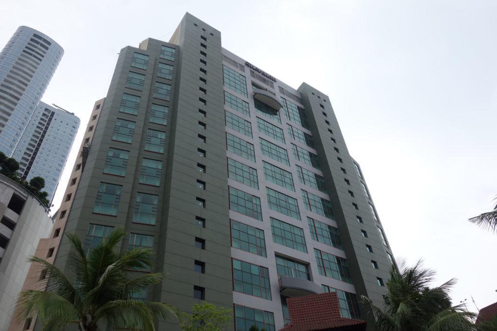 Обзор: Sheraton Hotel & Towers, Сурабайя