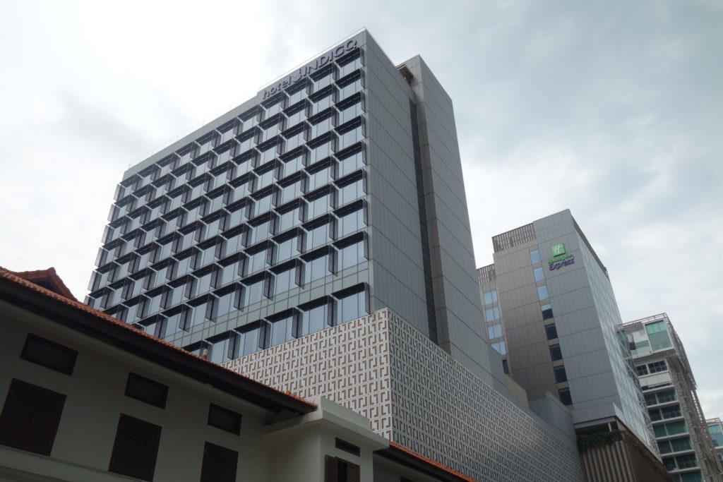Обзор: Indigo Katong, Сингапур
