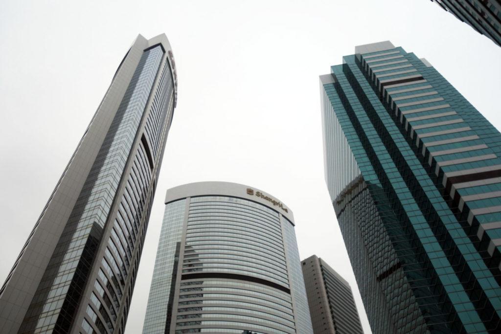 Обзор: JW Marriott, Гонконг