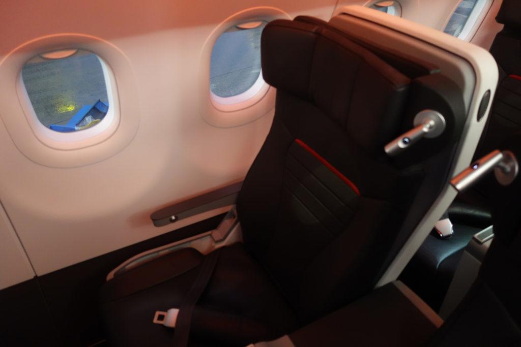 Обзор: Avianca, бизнес-класс, Медельин – Богота
