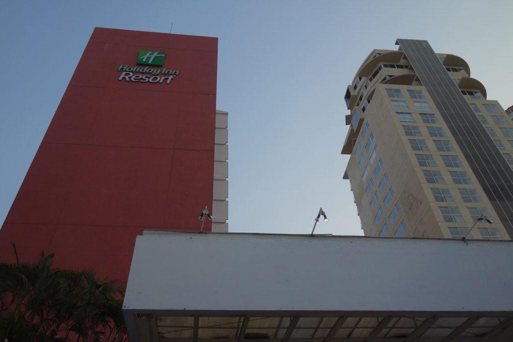 Обзор: Holiday Inn Resort, Акапулько