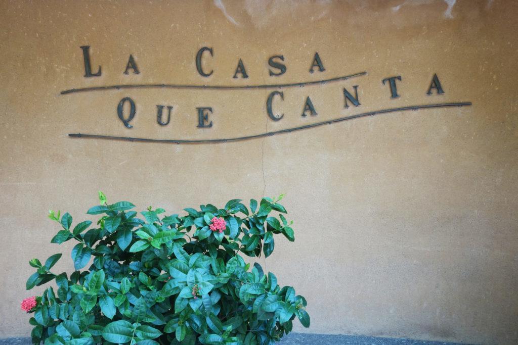 Обзор: La Casa que Canta, Сиуатанехо