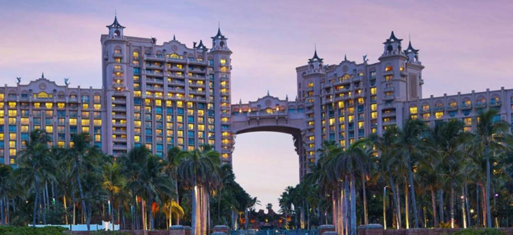 ХАЛЯВА: 3 бесплатные ночи в Atlantis Bahamas