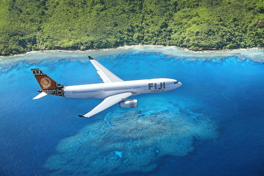Fiji Airways – новая авиакомпания в oneworld! Ну, почти…
