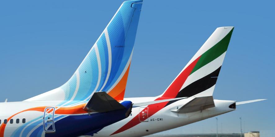 Программой лояльностиflydubai становится Emirates Skywards