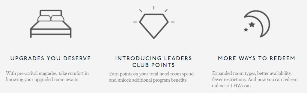 Грусть: предварительные детали новой программы Leading Hotels of the World