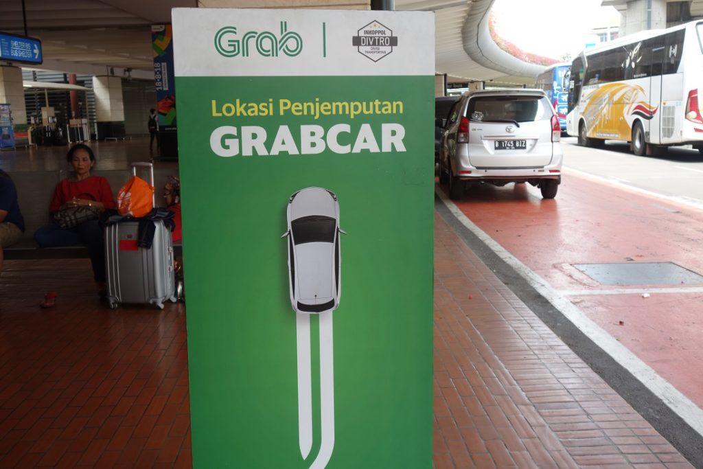 Как же четко работает Grab в Индонезии!