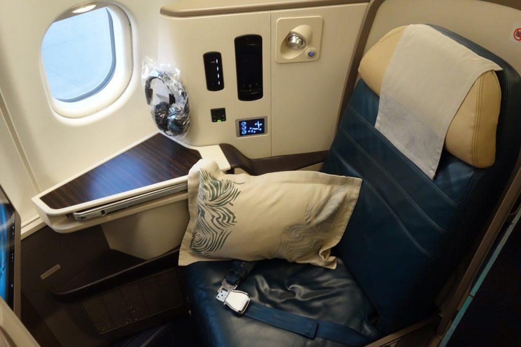 Бизнес-класс SriLankan Airlines (A330-300) в 5 фотографиях